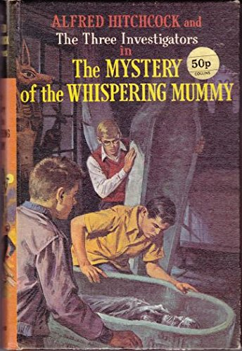 9780001600089: Mystery of the Whispering Mummy (A. Hitchcock Bks.)
