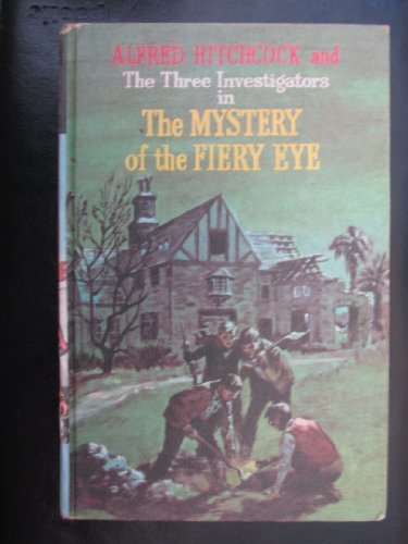9780001600096: Alfred Hitchcock and the Three Investigators in The Mystery of the Fiery Eye