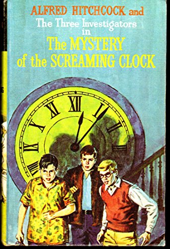 9780001600119: Mystery of the Screaming Clock (Alfred Hitchcock Books)