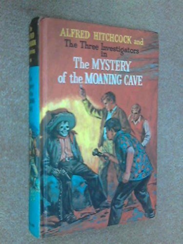 9780001600126: The Mystery of the Moaning Cave (Alfred Hitchcock Books)