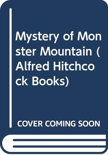 9780001600188: Mystery of Monster Mountain (A. Hitchcock Bks.)
