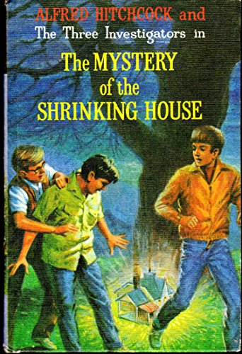 9780001600201: Mystery of the Shrinking House (Alfred Hitchcock Books)