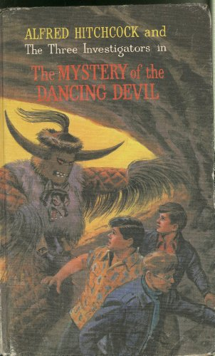 9780001600256: Mystery of the Dancing Devil (Alfred Hitchcock Books)
