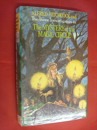 9780001600287: Mystery of the Magic Circle (A. Hitchcock Bks.)