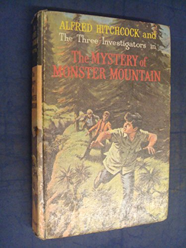 9780001600355: Mystery of Monster Mountain (A. Hitchcock Bks.)