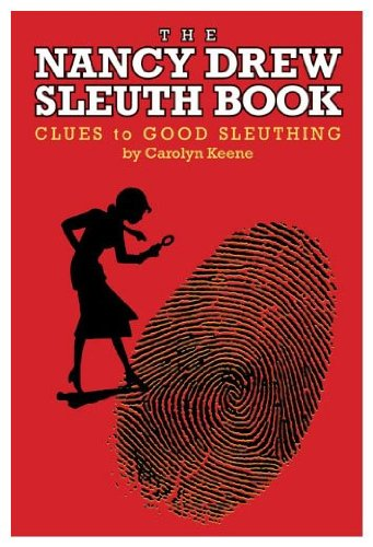 9780001600690: The Nancy Drew Sleuth Book, Clues to Good Sleuthing