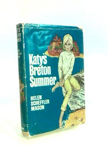 9780001601437: Katy's Breton Summer