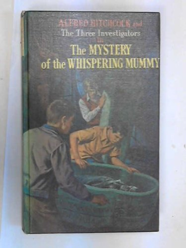 9780001601468: Mystery of the Whispering Mummy (Alfred Hitchcock Books)
