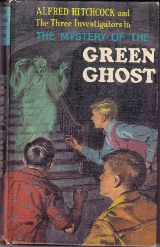 9780001601475: Mystery of the Green Ghost (Alfred Hitchcock Books)