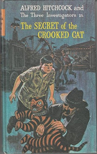 9780001601536: Alfred Hitchcock and the Three Investigators in the secret of the crooked cat