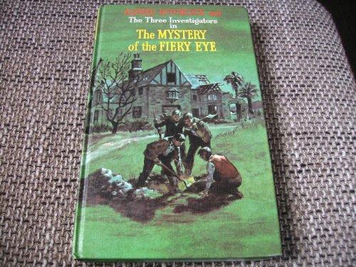 9780001601543: Mystery of the Fiery Eye