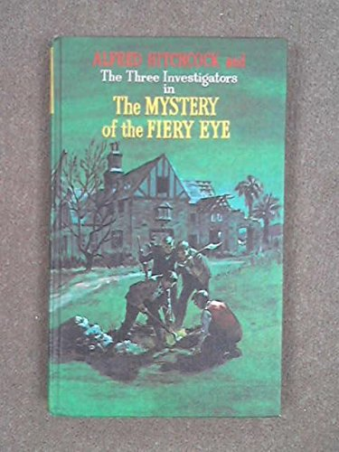 9780001601543: Mystery of the Fiery Eye