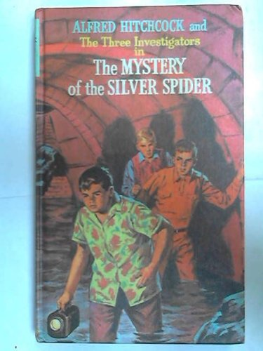 9780001601550: Mystery of the Silver Spider (Alfred Hitchcock mystery series)