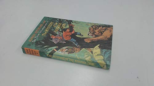 9780001601604: Alfred Hitchcock and the Three Investigators in the mystery of the nervous lion (Alfred Hitchcock mystery series)