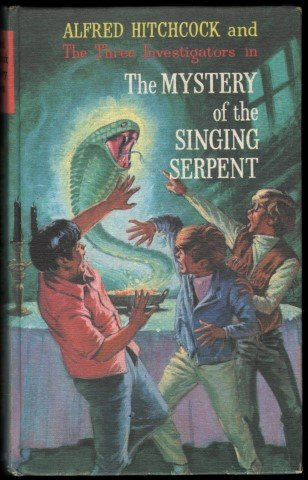 9780001601642: Mystery of the Singing Serpent (Alfred Hitchcock Books)
