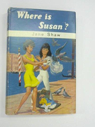 9780001601734: Where is Susan