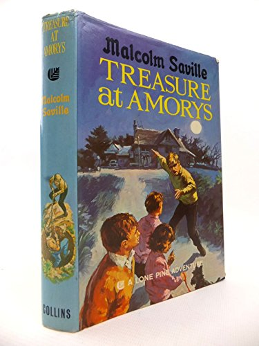 9780001602038: Treasure at Amorys: A Lone Pine adventure