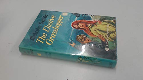 9780001602076: THE ELUSIVE GRASSHOPPER.