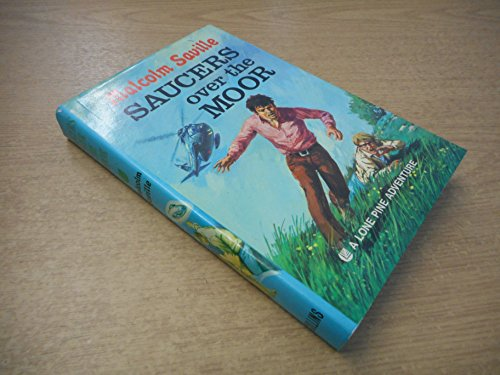 9780001602113: Saucers Over the Moor (Lone Pine adventures / Malcolm Saville)