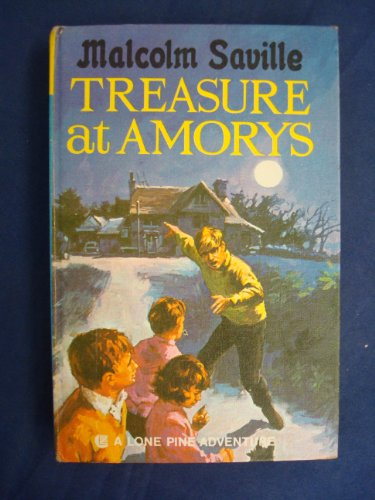 9780001602212: Treasure at Amorys (A Lone Pine adventure)