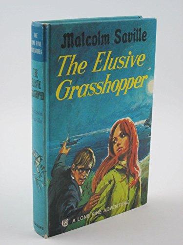 9780001602274: THE ELUSIVE GRASSHOPPER