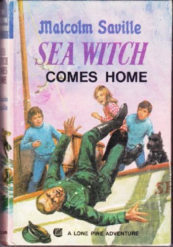 9780001602298: Sea Witch Comes Home