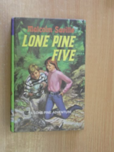 9780001602304: Lone Pine Five