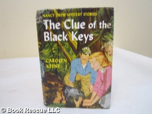 9780001604209: Clue of the Black Keys