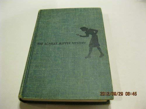 9780001604223: Scarlet Slipper Mystery (Nancy Drew mystery stories / Carolyn Keene)