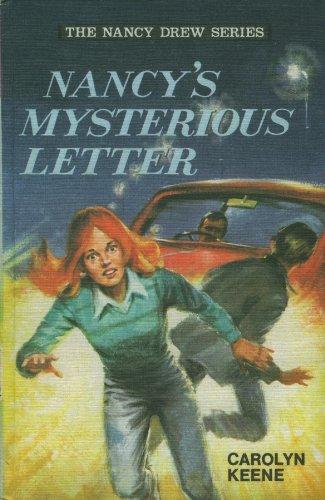 9780001604261: Nancy's Mysterious Letter (Nancy Drew mystery stories / Carolyn Keene)