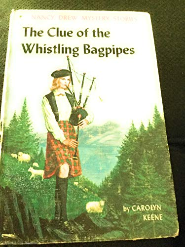 9780001604520: Clue of the Whistling Bagpipes
