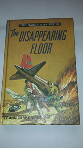 9780001605053: Disappearing Floor (Hardy boys mystery stories / Dixon Franklin W)