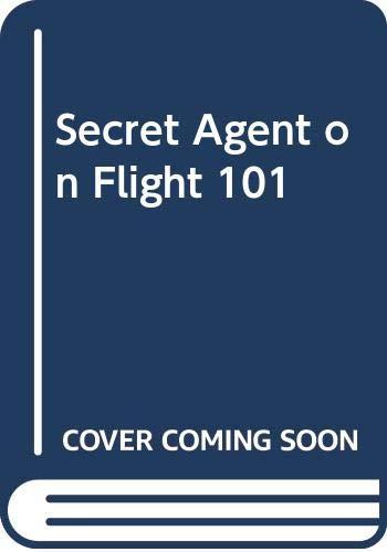 9780001605305: Secret Agent on Flight 101 (Hardy boys mystery stories / Franklin W Dixon)