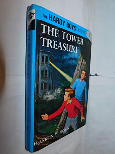 9780001605312: Tower Treasure (Hardy boys mystery stories / Franklin W Dixon)