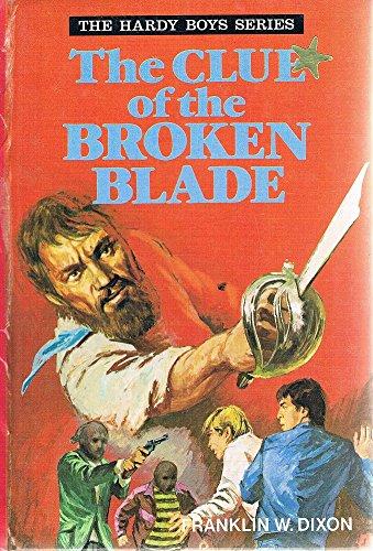 9780001605381: Clue of the Broken Blade