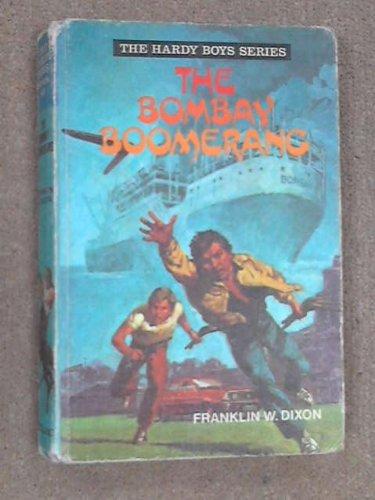 9780001605442: THE BOMBAY BOOMERANG ( Hardy Boys Series )