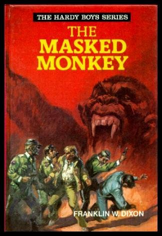9780001605459: THE MASKED MONKEY   The Hardy Boys Mystery Stories