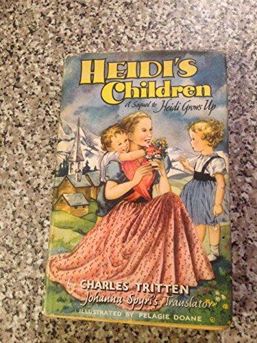 9780001611030: Heidi's Children