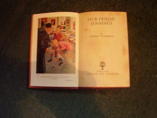 9780001621077: Our Friend Jennings