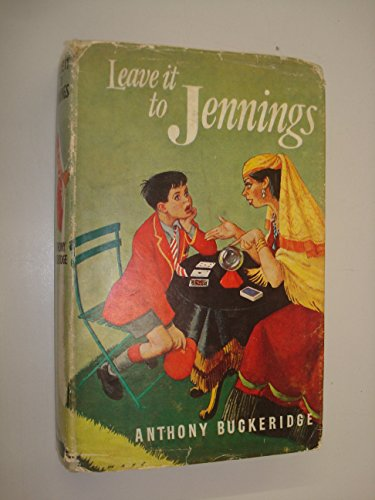 9780001621138: Leave it to Jennings