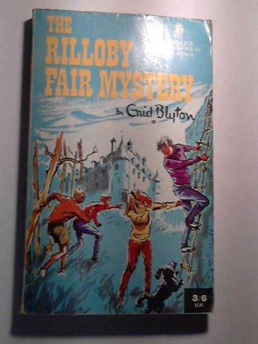 9780001632059: The Rilloby Fair Mystery (Enid Blyton's junior story books)