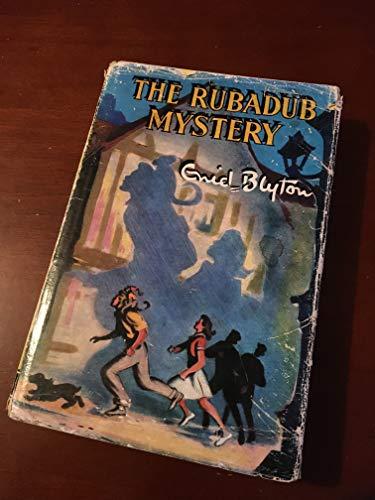 9780001632165: Rubadub Mystery