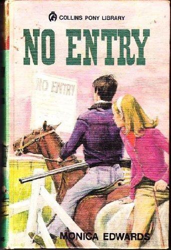 9780001643031: No Entry