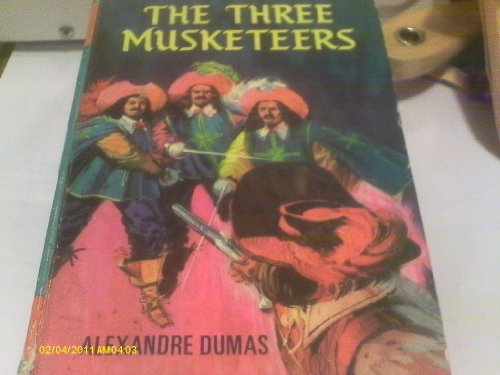 9780001660076: Three Musketeers (Boys' & Girls' Library)