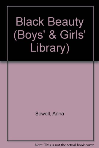 9780001660175: Black Beauty (Boys' & Girls' Library)