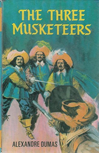 9780001661691: Three Musketeers (Boys' & Girls' Library)