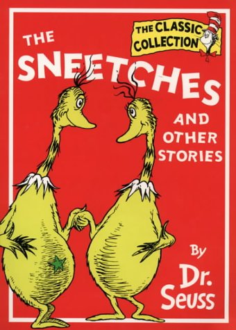 9780001700130: The Sneetches and Other Stories (Dr. Seuss Classic Collection)