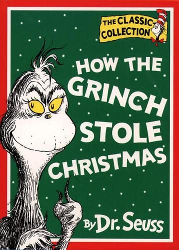 9780001700154: DR. SEUSS CLASSIC COLLECTION - HOW THE GRINCH STOLE CHRISTMAS!