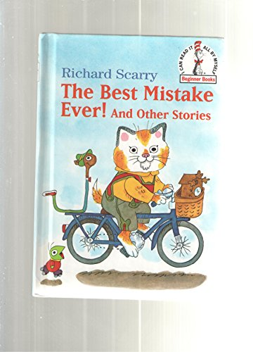 """9780001700185: """"The Best Mistake Ever and Other Stories"""