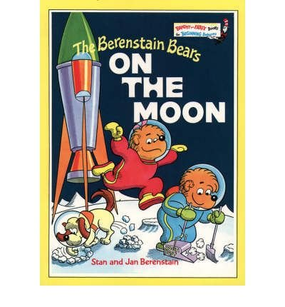 9780001700307: The Berenstain Bears on the Moon (Bright & Early Books)